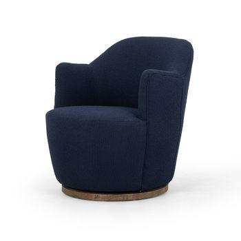 Aurora Chair-Copenhagen Indigo