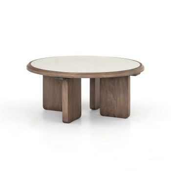 Britton Round Coffee Table