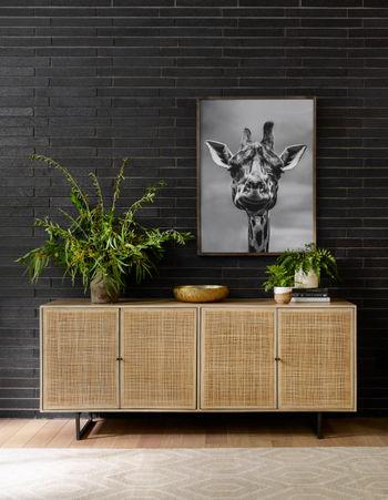 Carmel Sideboard-Natural Mango