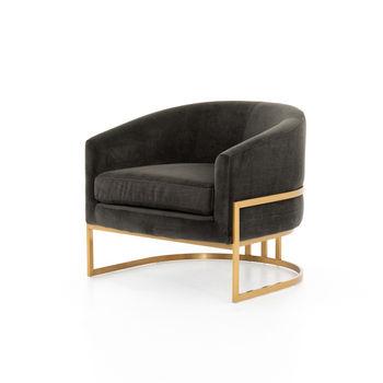 Corbin Chair-Bella Smoke