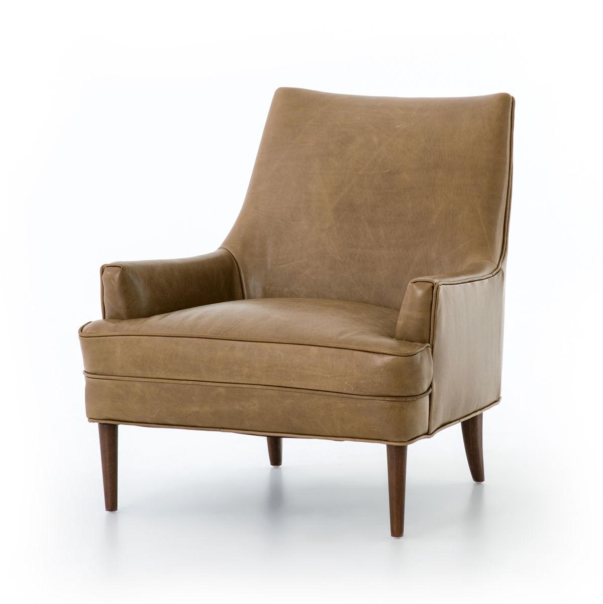 Danya Chair-Warm Taupe Dakota
