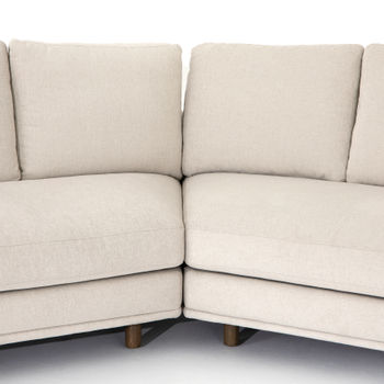 Dom 3-Piece Sectional