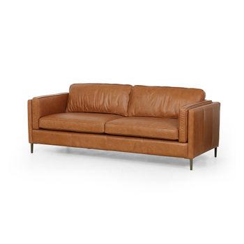 """Emery 84"""" Sofa in Sonoma Butterscotch"""