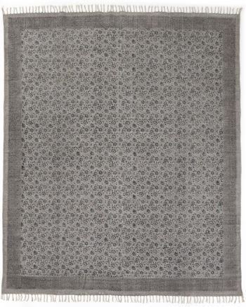 Flatweave Faded Print Rug, 9X12'