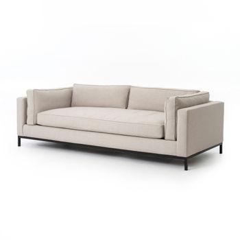 """Grammercy Sofa-91""""-Bennett Moon"""