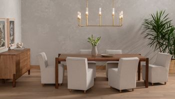 Hobson Dining Chair, Knoll Natural