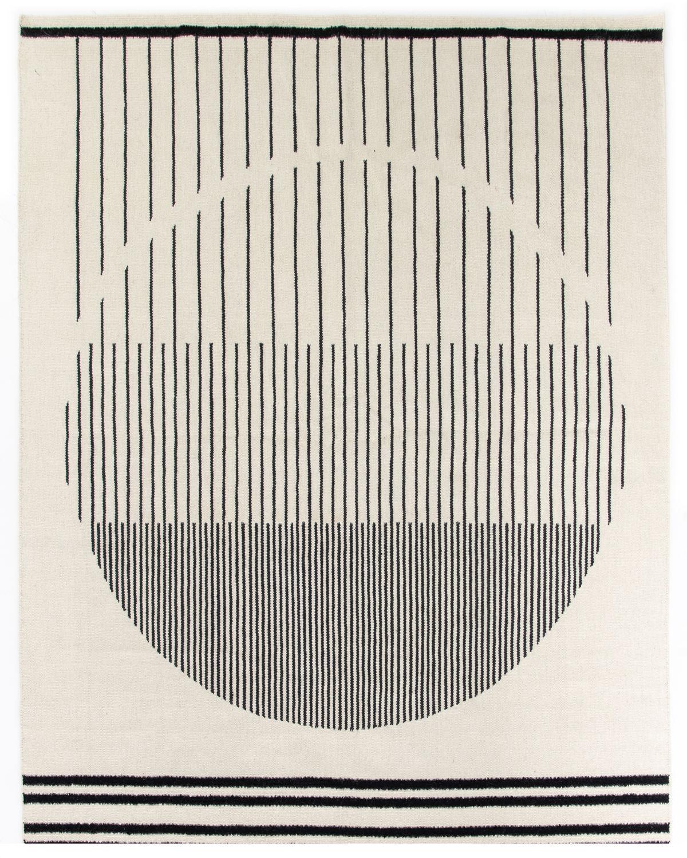 Pyla Modern Graphic Rug, 9X12'