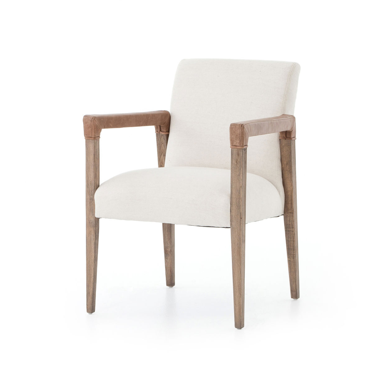 Reuben Dining Chair-Harbor Natural