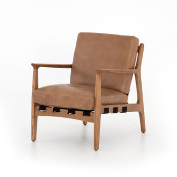 Silas Chair-Patina Copper