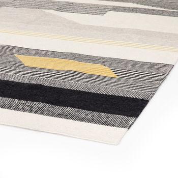 Zuni Graphic Print Rug, 8X10'