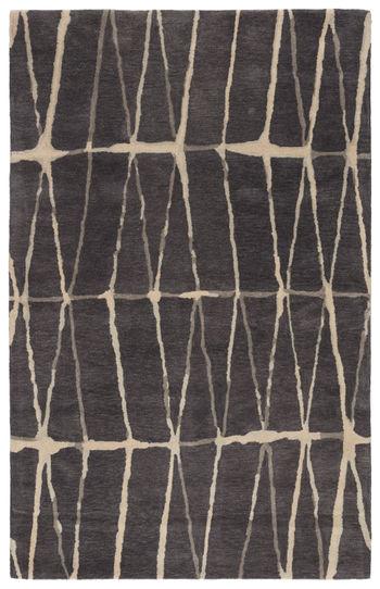 Jaipur Living Botticino Handmade Geometric Gray/ Cream Area Rug (8'X11')