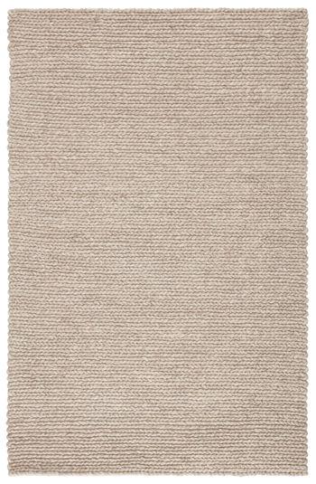 Jaipur Living Braiden Handmade Solid Gray Area Rug (8'X10')