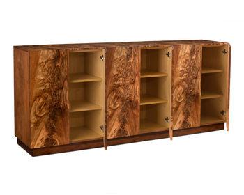 Willits Six-Door Cabinet