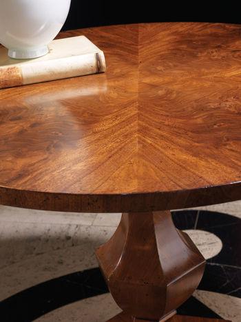 Walnut Center Table