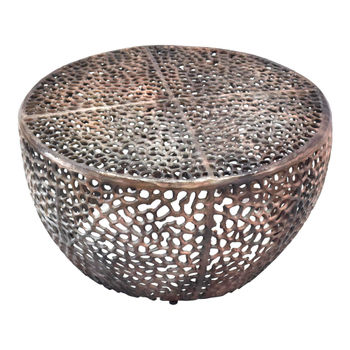 Forge Coffee Table Bronze