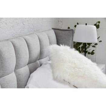 Ostalo Queen Bed Grey