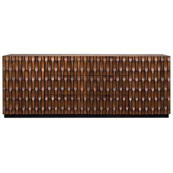 Alameda Sideboard, Large, Dark Walnut