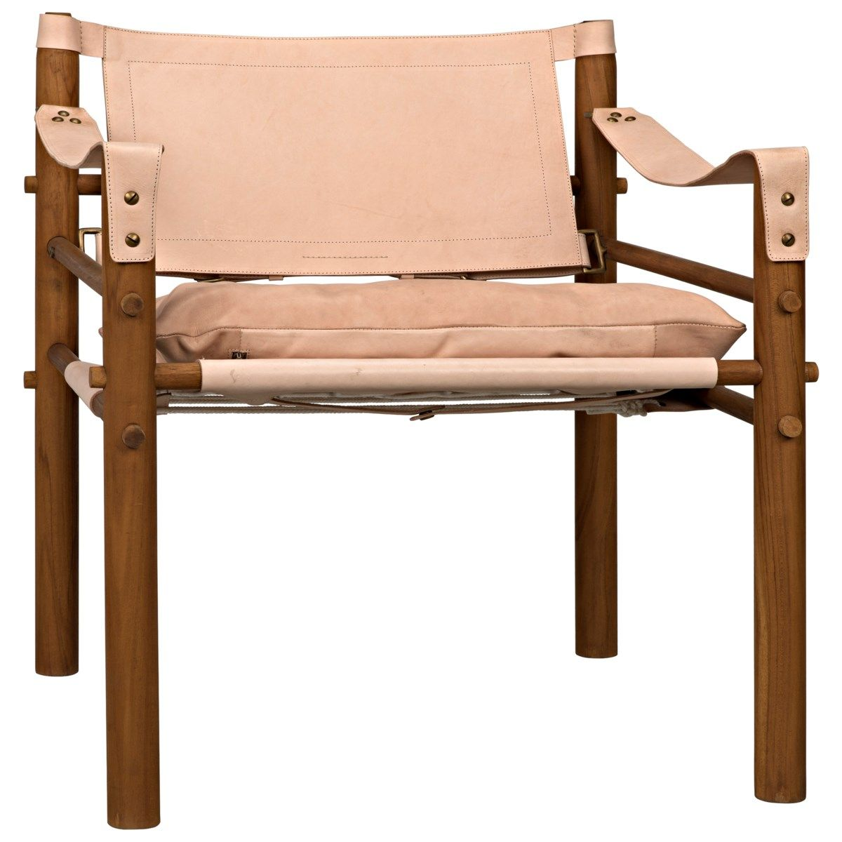 Alexander Chair With Leather