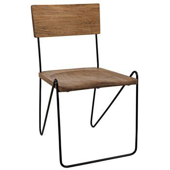Espinosa Chair, Metal