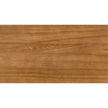QUEEN, Modern Organic Style in Solid Teak with Natural Finish