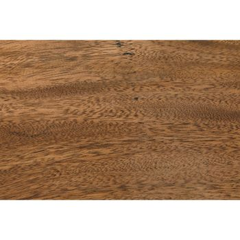 """Bench, 70""""W , Unique Global Inspired Style in Munggur Wood in Natural Finish"""