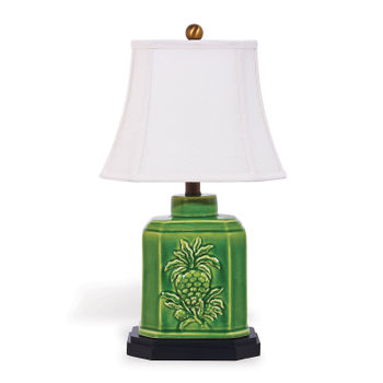 Portsmouth Apple Green Accent Lamp