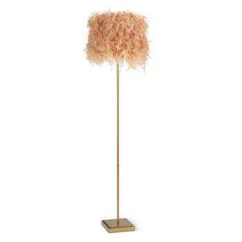 Jasmine Floor Lamp (Pink)