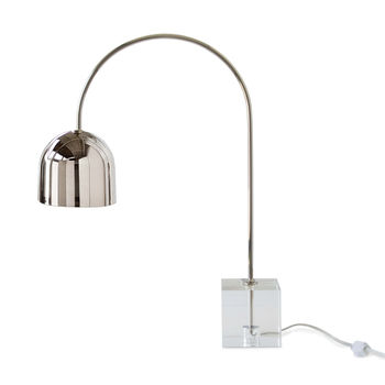 Monroe Task Lamp (Polished Nickel)