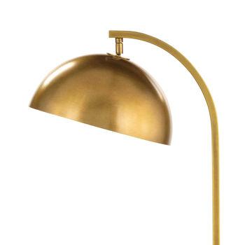 Otto Floor Lamp (Brass)