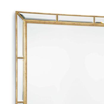 Plaza Beveled Mirror