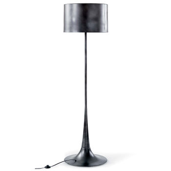 Trilogy Floor Lamp (Black Iron)