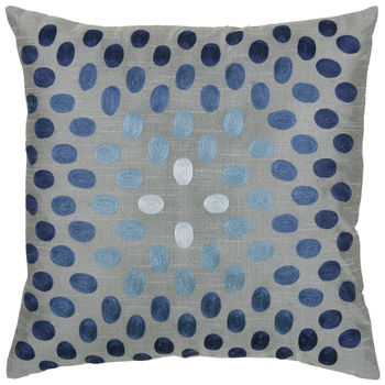 """Rizzy Home 18"""" X 18"""" Pillow"""