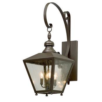 Mumford 4 Light Wall Lantern Large