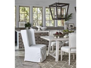 Getaway Slip Cover Chair (Getaway Coastal Living Home Collection)