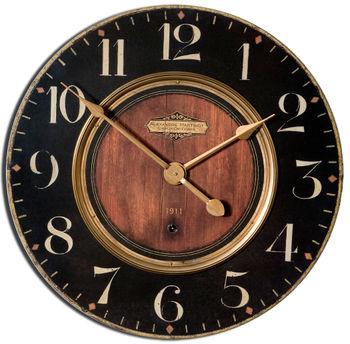 """Alexandre Martinot 23"""" Clock"""