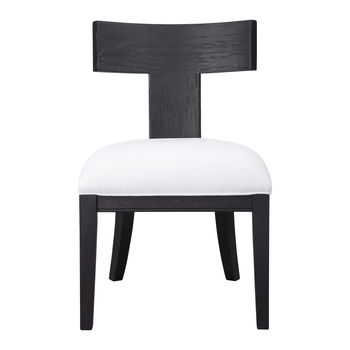 Uttermost Idris Armless Chair