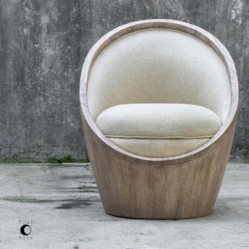Uttermost Noemi Morden Accent Chair