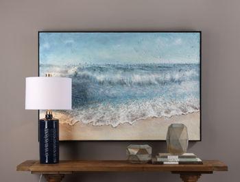 Rolling Tide Seascape