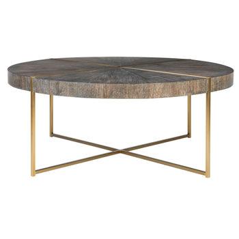 Uttermost Taja Round Coffee Table
