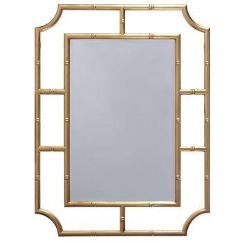 Marian G, Bamboo Detail Mirror