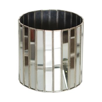 Mtpamf, Ant Mir Round Faceted Planter