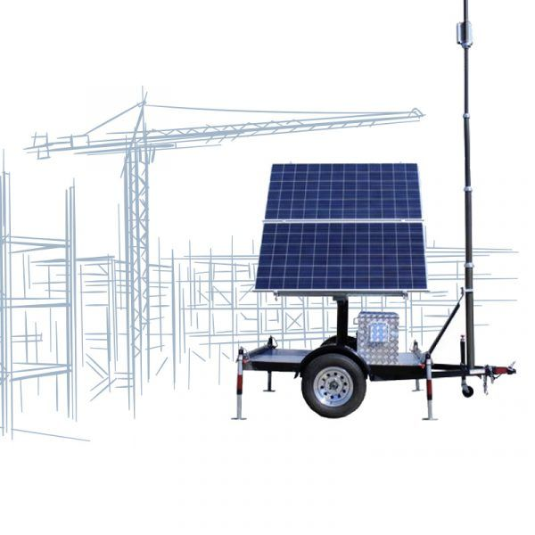 Tycon Systems Mobile Solar Pro