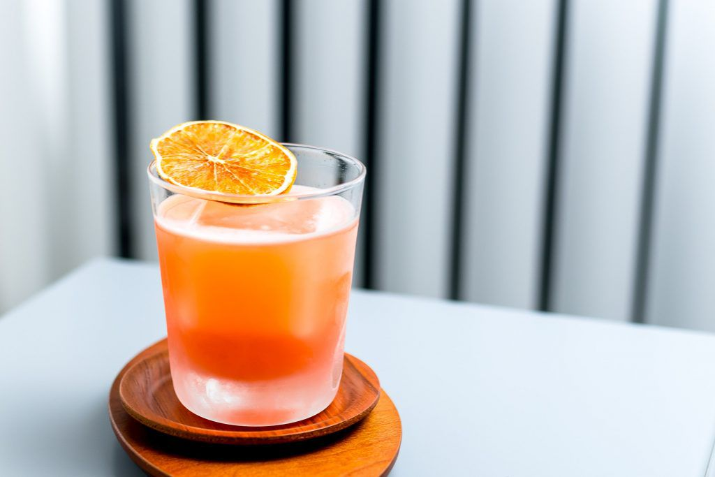 aperol, st germain, vodka