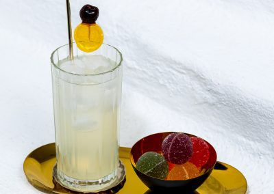 Carbonated Tom Collins