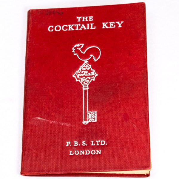 cocktail key book