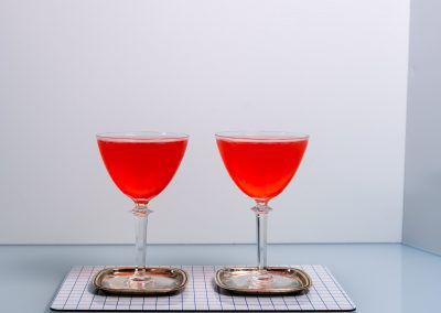 four flush cocktail 5 400x284 Four Flush Cocktail