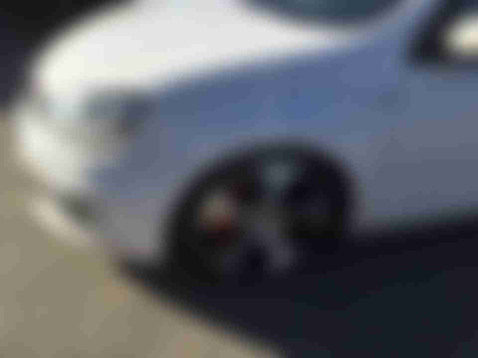 Покраска дисков для «Volkswagen Golf GTI»