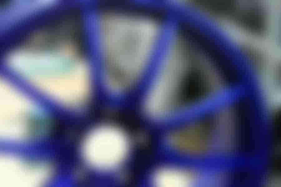 Технология покраски дисков