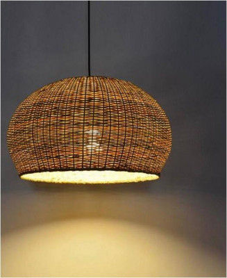 Attractive Bamboo Hanging Lamp(#1006)-gallery-0