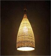 Bamboo Hanging Lampshade(#1007) - Getkraft.com